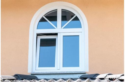 Окна арочные в Севастополе, фото — «Реклама Севастополя»