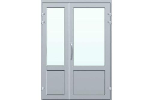 Двери металлопластиковые Krauss 58мм, фото — «Реклама Севастополя»