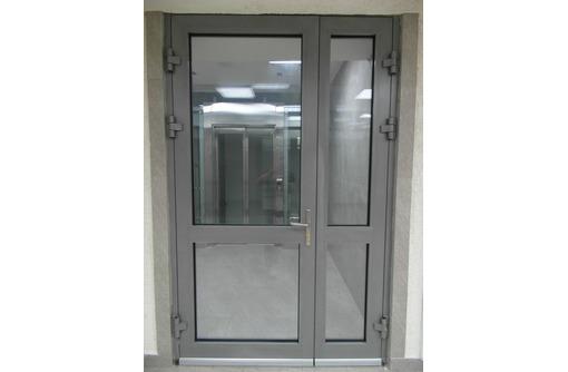 Дверь Алюминиевая в Севастополе, фото — «Реклама Севастополя»