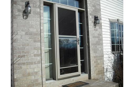 Двери алюминиевые Татпроф холодные тп 45 1,8*2м, фото — «Реклама Севастополя»