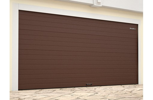 Секционные Ворота Doorhan 3700х3700мм, фото — «Реклама Севастополя»