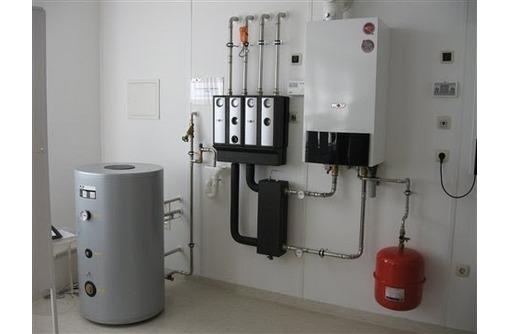 Ремонт и обслуживание газовых котлов и колонок, фото — «Реклама Феодосии»