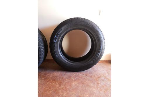Колеса для джипа зимние Bridgestone, фото — «Реклама Севастополя»