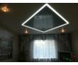 Парящие натяжные потолки LuxeDesign, фото — «Реклама города Саки»