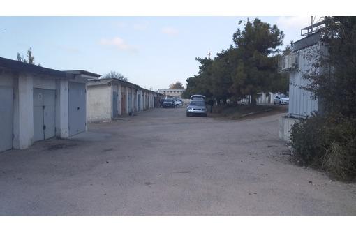 Продам каменный гараж с ямой в районе ГАИ, фото — «Реклама Севастополя»