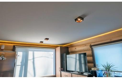 Натяжной потолок матовый, фото — «Реклама Севастополя»