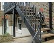 Изготовление и монтаж лестниц из металла, комбинированные лестницы, художественная ковка., фото — «Реклама Ялты»