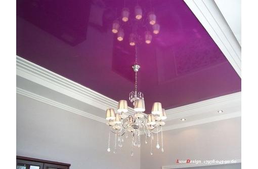 Натяжные потолки для спальни-Европейское качество, фото — «Реклама Бахчисарая»