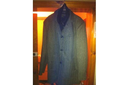 Продам новое мужское пальто, фото — «Реклама Севастополя»
