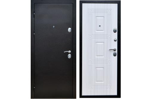 Входная дверь Веста белёный дуб, фото — «Реклама Севастополя»