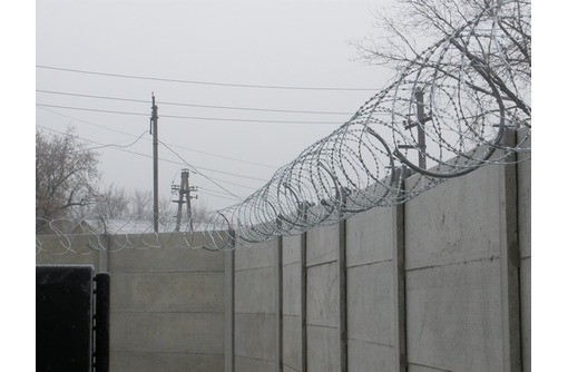 Заграждение Егоза - надежная защита, фото — «Реклама Севастополя»