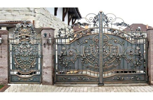 Изготовление металлоконструкций любой сложности и любого дизайна, фото — «Реклама Севастополя»
