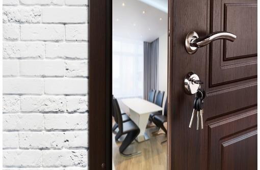 Входные двери - металлические, железные, бронированные, фото — «Реклама Севастополя»