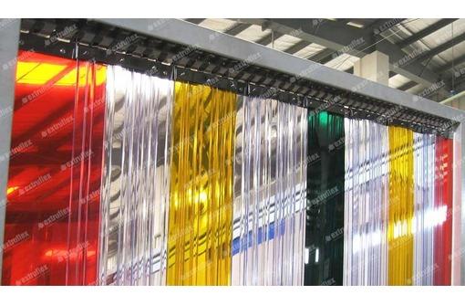 ПВХ-завеса для магазинов, складов, термобудок., фото — «Реклама Симферополя»