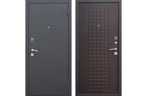Входная дверь Муар 1 венге, фото — «Реклама Севастополя»