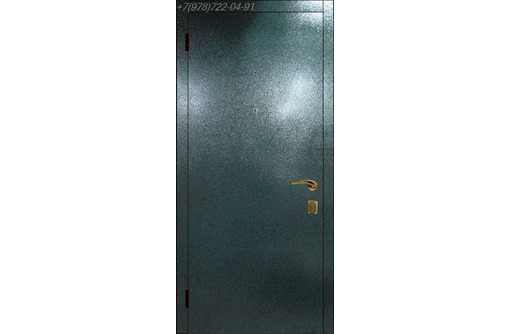 Двери металлические, фото — «Реклама Севастополя»