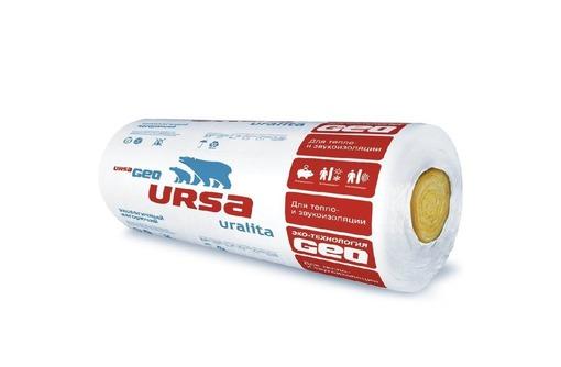 Стекловата Ursa Geo Light, фото — «Реклама Севастополя»