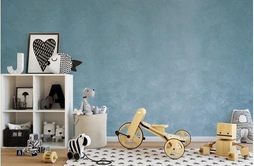 Внутренняя отделка декоративной штукатуркой., фото — «Реклама Севастополя»