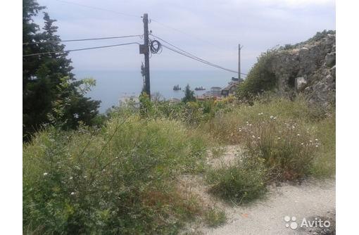 Видовой земельный участок пос.Утес, фото — «Реклама Алушты»