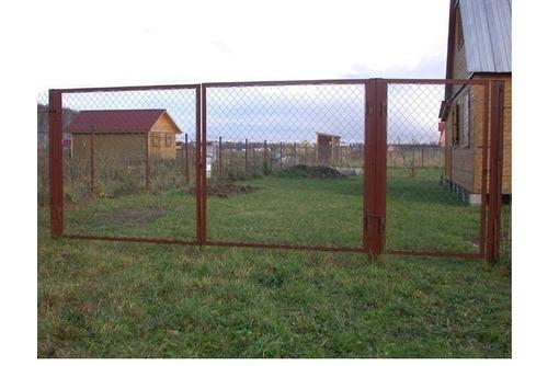 Продаем садовые металлические ворота от производителя!, фото — «Реклама Черноморского»