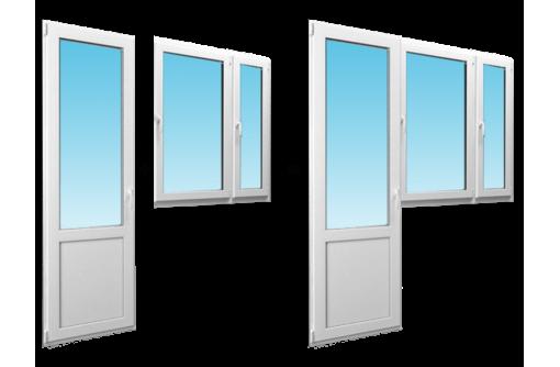 Пластиковые двери качественные, фото — «Реклама Севастополя»