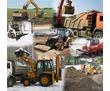 Вывоз грунта (земли),разработка котлована, фото — «Реклама Алушты»