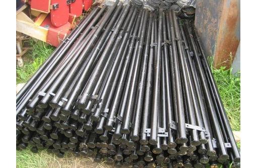 Металлические столбы для забора., фото — «Реклама Севастополя»
