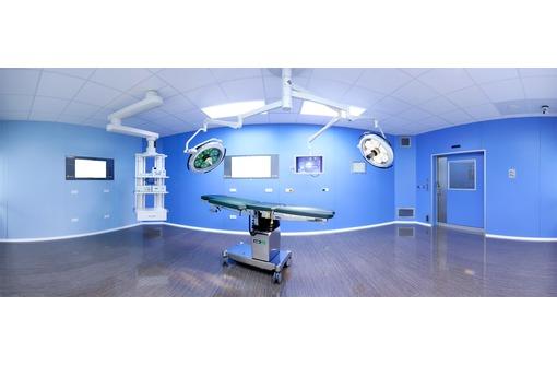 Конструкционные медицинские панели для объектов здравоохранения. Антибактериальная отделка. HPL, фото — «Реклама Севастополя»