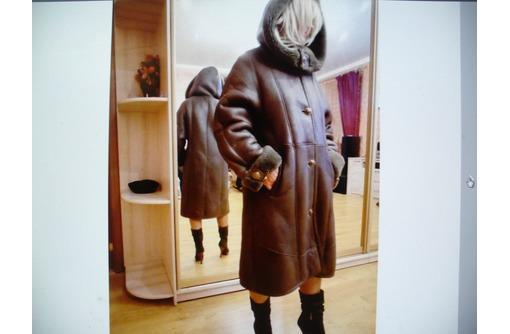 Продается  дубленка натуральная кожаная женская, фото — «Реклама Севастополя»