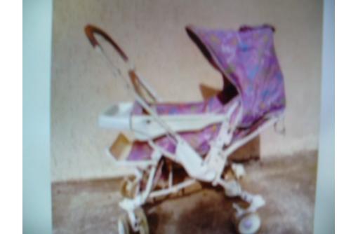 Продается коляска трансформер, фото — «Реклама Севастополя»