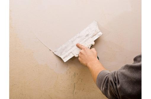 Ручная штукатурка стен и потолков, шпаклевка, покраска, фото — «Реклама Бахчисарая»