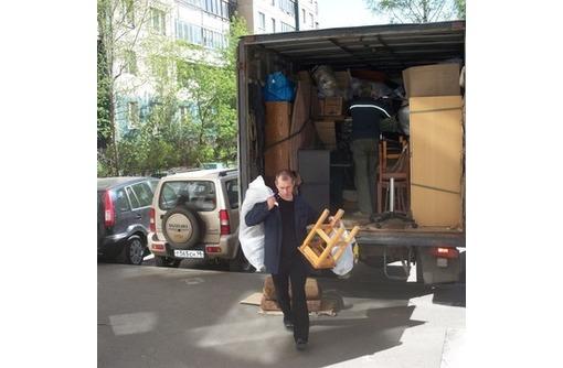 Вывоз мусора,демонтаж,грузоперевозки., фото — «Реклама Севастополя»