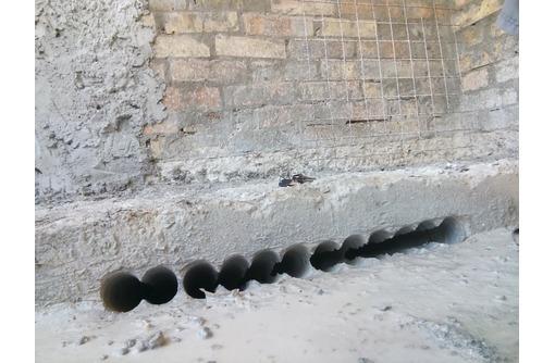 Cверление отверстий, резка проемов в Севастополе, фото — «Реклама Севастополя»