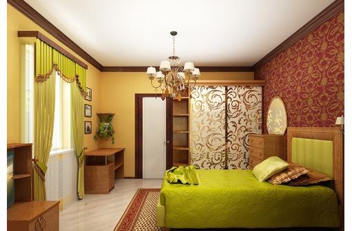 Матовые натяжные потолки-класика в вашем доме, фото — «Реклама Джанкоя»