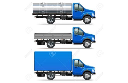 Аренда грузовых автомобилей в Севастополе, фото — «Реклама Севастополя»