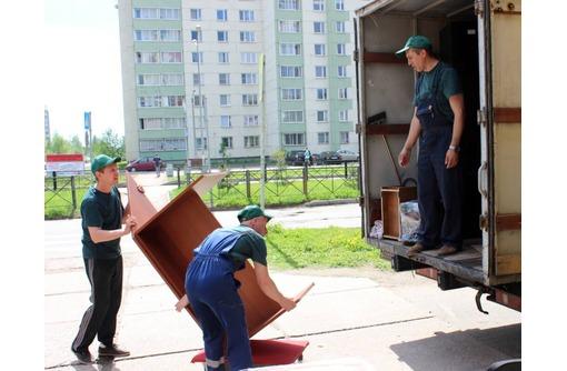 Вывоз мусора.Грузоперевозки.Услуги грузчиков., фото — «Реклама Севастополя»