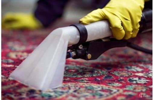 Химчистка ковров и мягкой мебели на дому, фото — «Реклама Керчи»