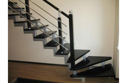Проектирование, изготовление и монтаж лестниц, фото — «Реклама Ялты»