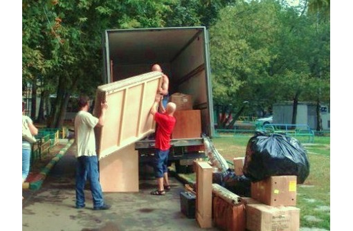 Быстрые срочные переезды,вывоз мусора, фото — «Реклама Севастополя»