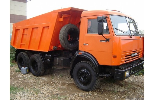 Предлагаю услуги камаза 15 тонн грузоподъёмности в Алуште, фото — «Реклама Алушты»