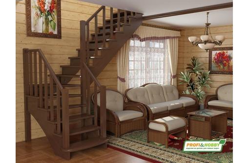 Лестницы деревянные заводского изготовления более 150 моделей!!, фото — «Реклама Севастополя»