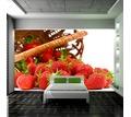 Thumb_big_gratis-pengiriman-mural-besar-wallpaper-tv-latar-belakang-ruang-tamu-dapur-3d-hijau-buah-strawberry-ukuran