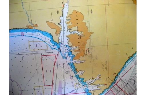 Морские путевые карты Черного моря-Севастополь-флот, фото — «Реклама Севастополя»