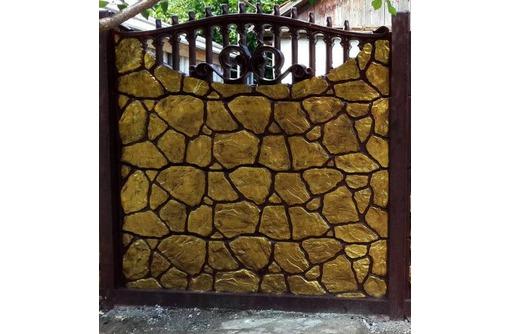 Заборы, еврозаборы, ворота в Симферополе и Крыму – производственно-торговая организация «Альянс», фото — «Реклама Симферополя»