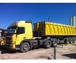 Аренда полуприцепа - самосвала (грузоподъемность 45 тонн), фото — «Реклама Севастополя»