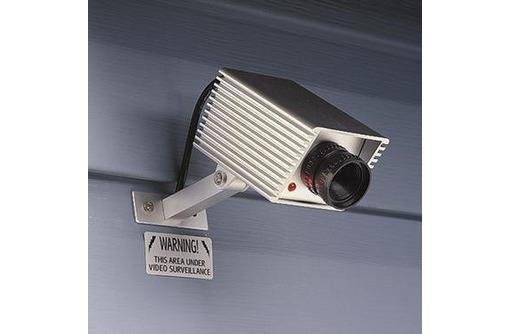 Установка и монтаж видеонаблюдения. Обслуживание и ремонт, фото — «Реклама Феодосии»