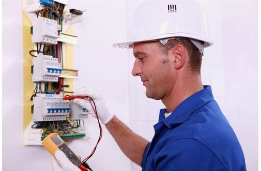 Электромонтажные работы, услуги электрика, фото — «Реклама Феодосии»
