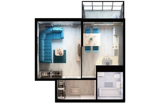 Квартира с видом на море. ИПОТЕКА. Собственник., фото — «Реклама Черноморского»