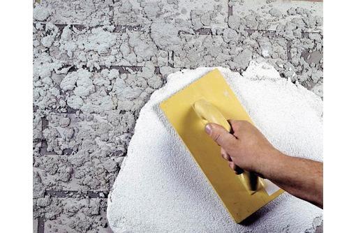 Ручная штукатурка стен и потолков, шпаклевка, покраска, фото — «Реклама Севастополя»