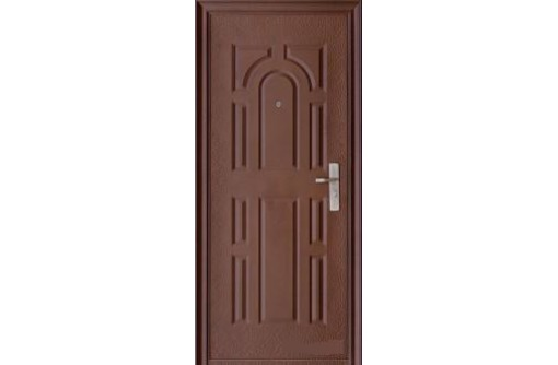 Дверь входная техническая Е40М 960х2050 мм правая, фото — «Реклама Щелкино»
